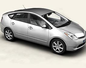 3D Toyota Prius