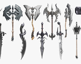 Medieval Weapons 3D