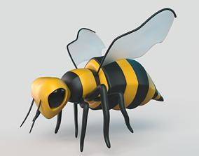 Bee Cartoon 3D