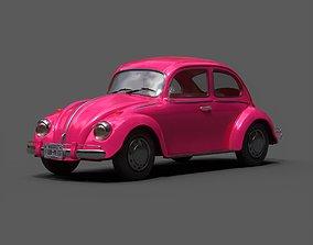 Volkswagen Beetle 3D