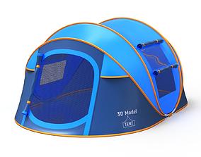 3D Pop Up Tent