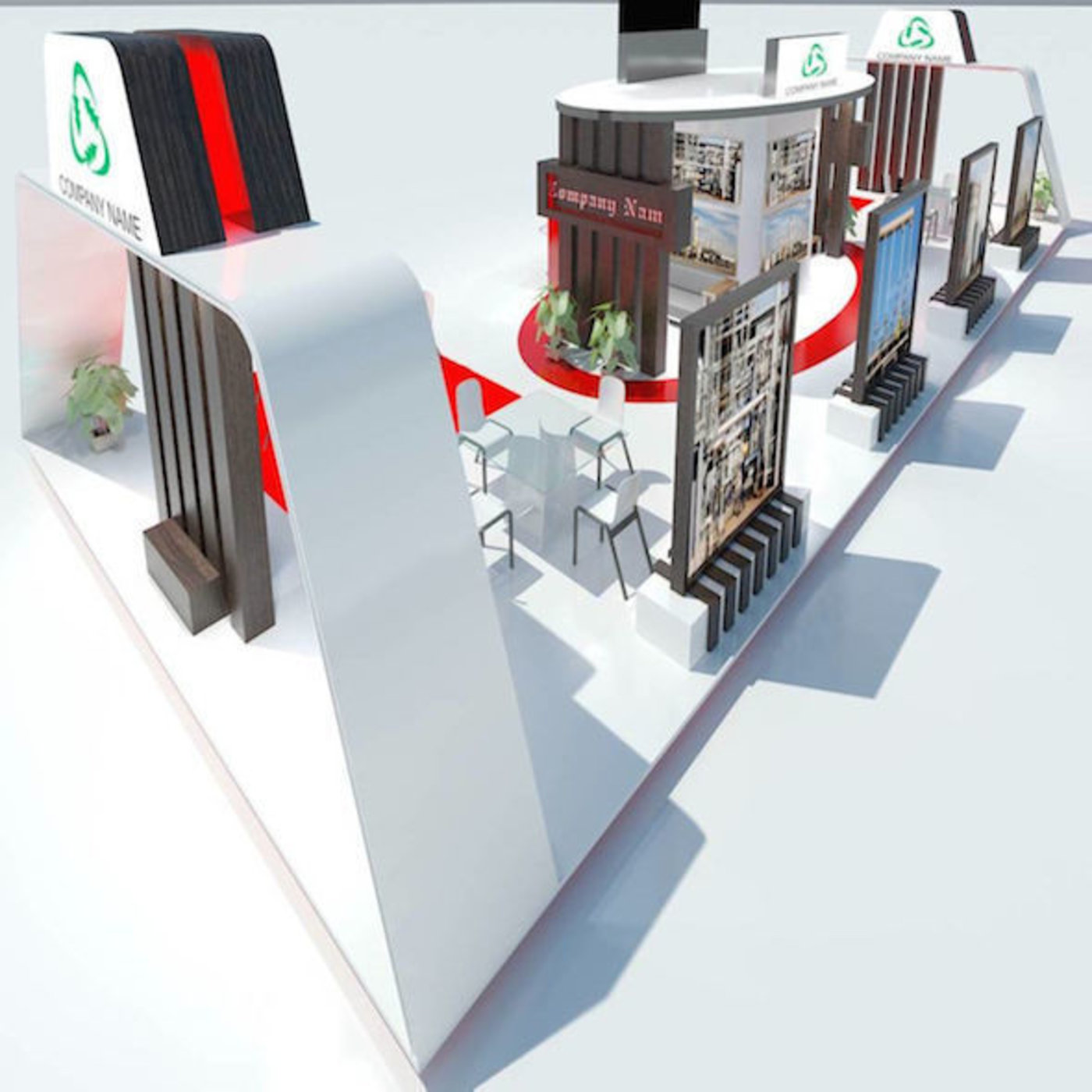 Exhibition Stand 32