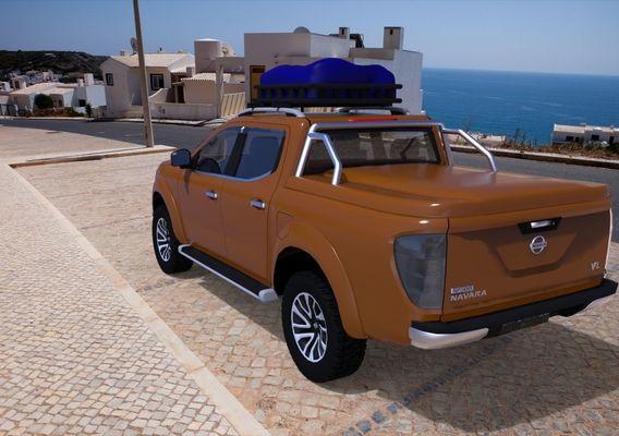Nissan Navara Double Cab 2015