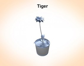 Tiger Lily 3D