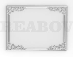 3D printable model Frame 25