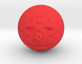 Blood Moon flat base 3D printable model