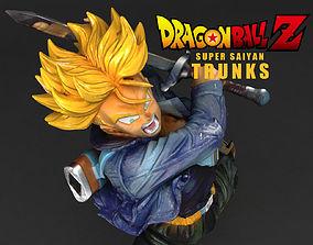 3D model Trunk