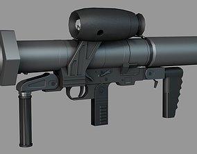 Bunkerfaust 3D model