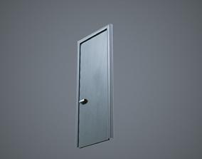 3D model Interior Door with Frame