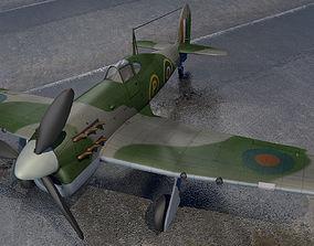3D Hawker Tornado Mk-1