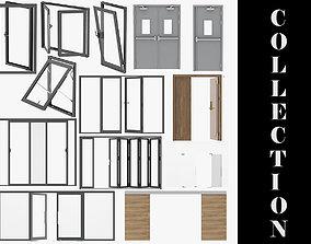 3D model 13 Doors Collection