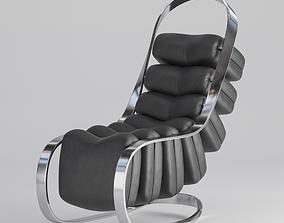 Shair Chair 3D model real
