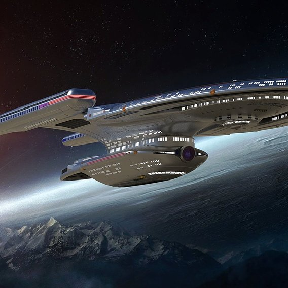 star trek uss enterprise ncc 1701-f
