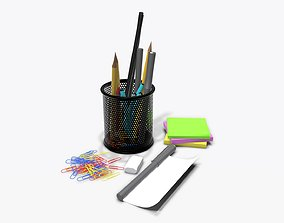 3D Mesh penholder