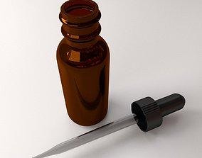 Dropper Bottle 3D