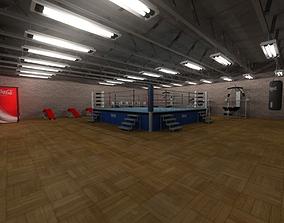 3D model Boxing Gym