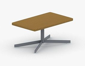 3D asset 0818 - Coffee Table