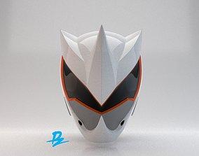 Mask Gekiranger Gekichopper 3D printable model