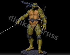 ninja turtle 3D printable model shield