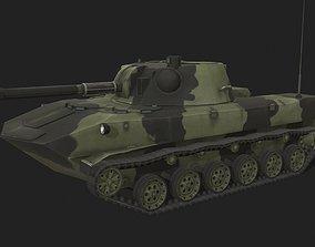 3D model 2s9 Nona