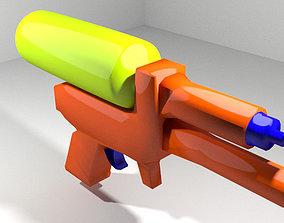 Toys - Watergun 3D