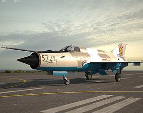 Mikoyan-Gurevich MiG-21 3D
