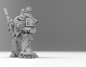 Saul Tar Vitzma - Commander of the IIIrd 3D print model
