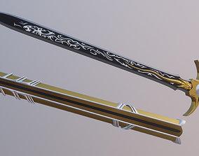 Garo Sword 3D