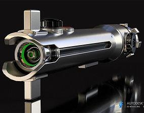 3D printable model AHSOKA TANOS LIGHTSABER