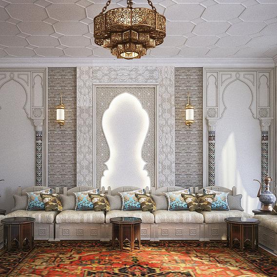 moroccan sofa