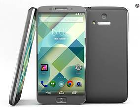 3D model Generic Smartphone 5 2 Inch