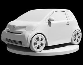 aston Toyota IQ 3D