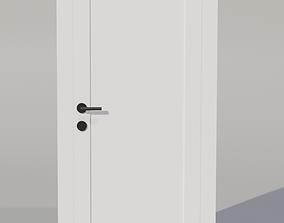 3D model other Simple door