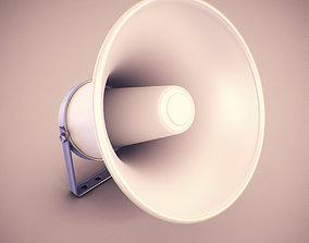 3D model Horn Speaker