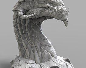 art Dragon Sketch 001 3dPrint