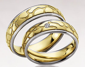 3D print model Wedding ring 007