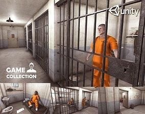 Jails Interior 3D model
