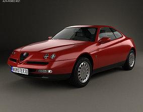 3D Alfa Romeo GTV 1995