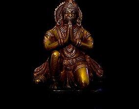 Hanuman 3D print model