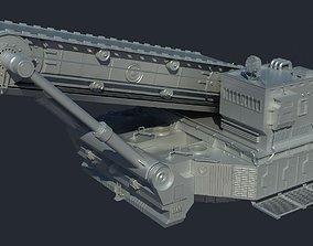 3D model Conveyer without textures
