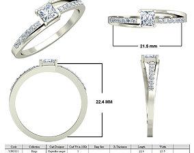 Jewelry 3D CAD STL Files- VJR111