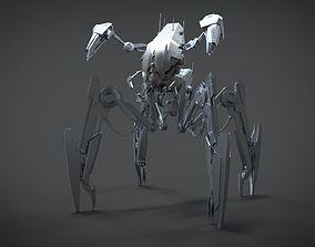 Titan Droid 3D model