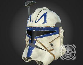 3D printable model Captain Rex from Star Wars