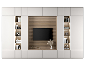 3D model TV stand Furniture 70