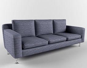 3D model Comfy Modern Sofa