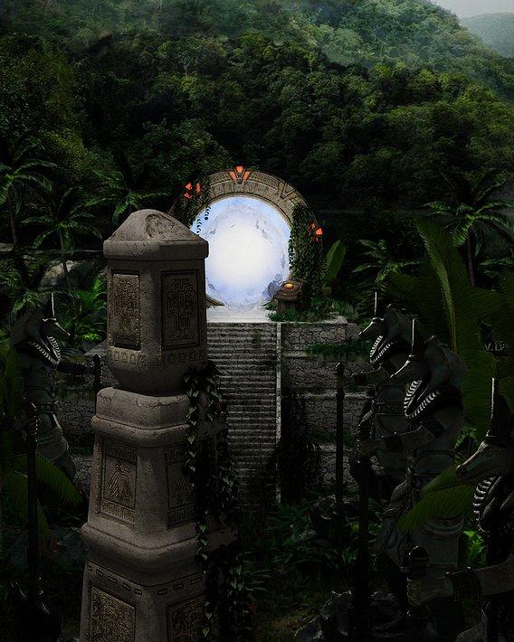 Stargate Horizon