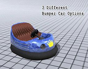 3D model PBR Bumper Car