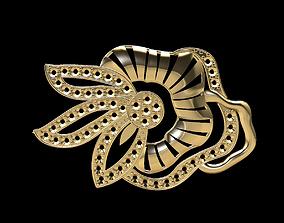 3D print model Gold Ring 212