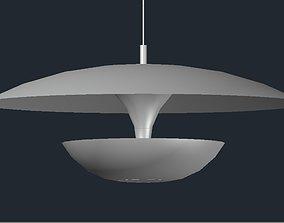 suspended light 3D model