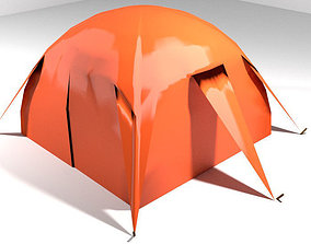 Tent - Dome 3D